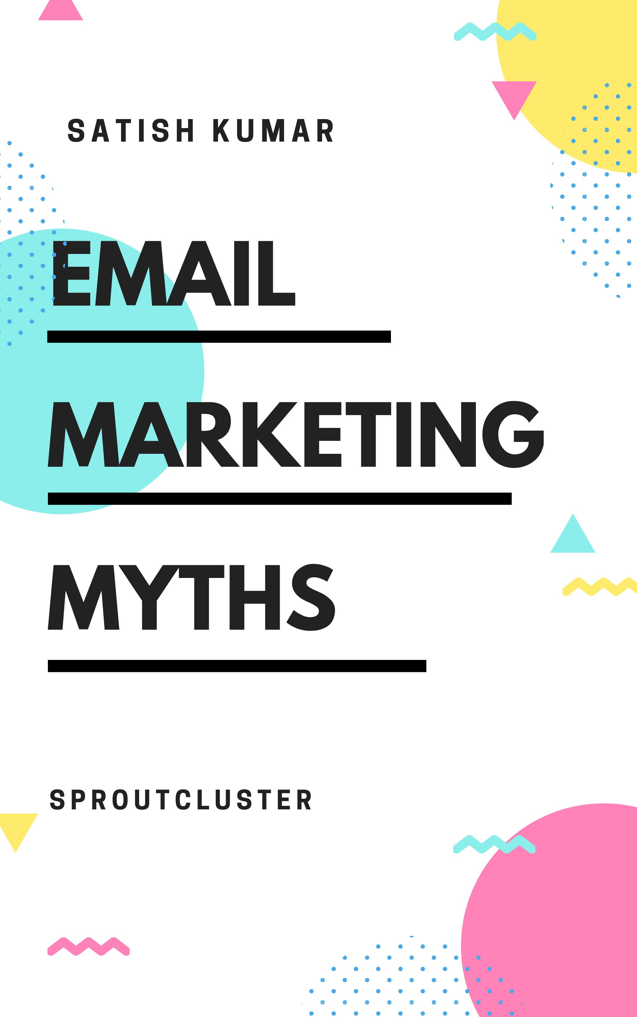 Email Marketing Myths E-book