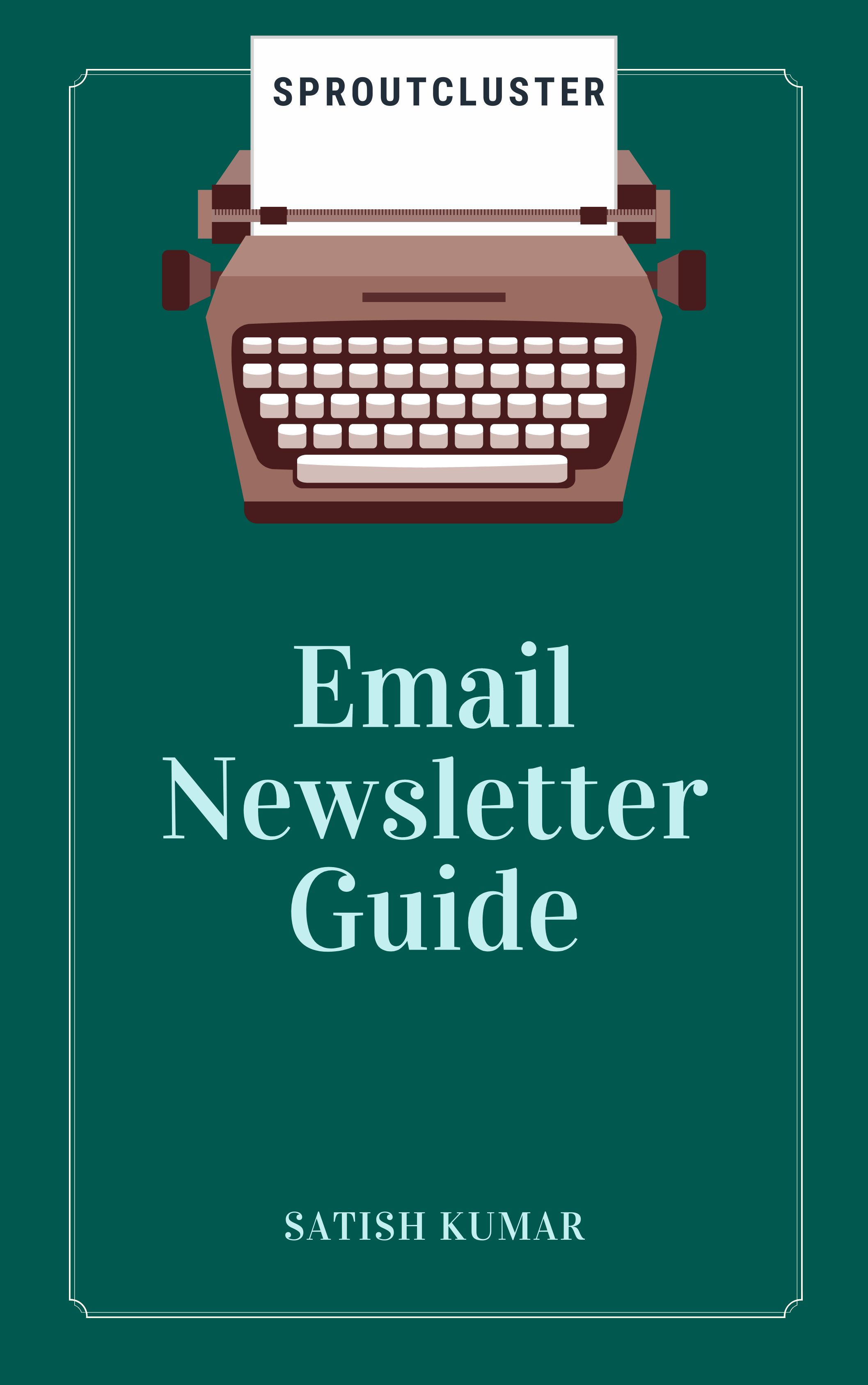 Email Newsletter Guide E-book