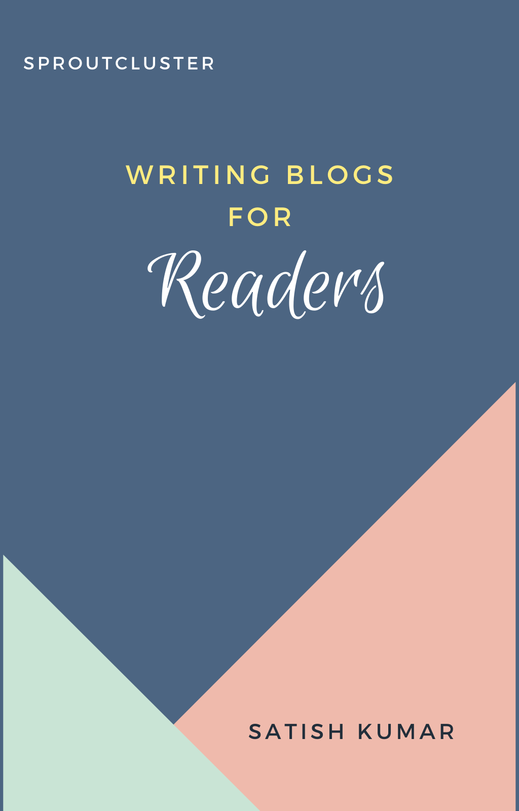 Writing Blogs for Readers E-Book