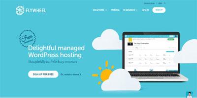 GetFlyWheel WordPress Hosting