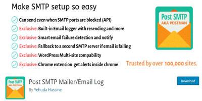 Post SMTP Mailer