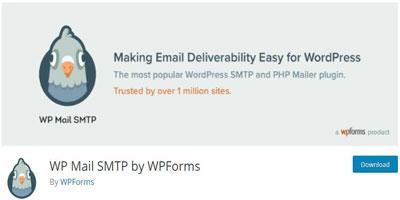 WP Mail SMTP by WPForm