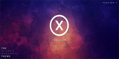 WordPress X Theme