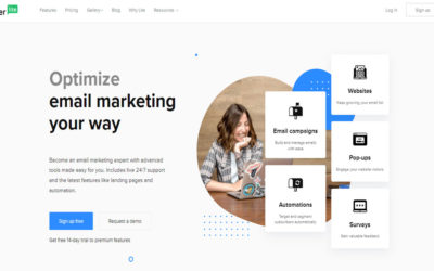 MailerLite Email Marketing tool review 2021 | SproutCluster